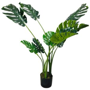Fake Monstera Plant