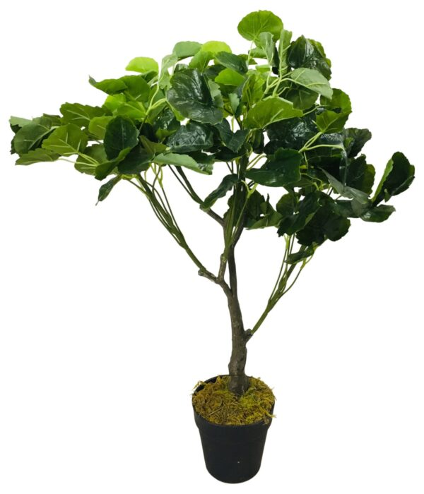 Artificial Money Bag Plant 77cm
