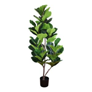 Artificial Fiddle Leaf Fig Tree 130cm