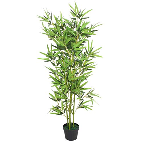 Artificial Bamboo Plant with Pot 120cm