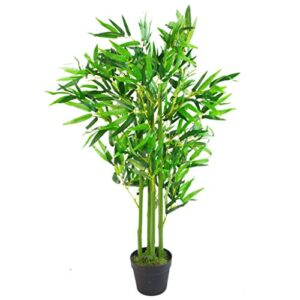 Leaf Design UK Artificial Bamboo Tree