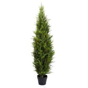 Artificial Cedar Trees