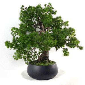 Leaf LEAF-7518 50cm Artificial Pine Bonsai Tree