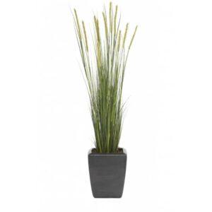Emerald Artificial Foxtail Grass in Pot 98 cm