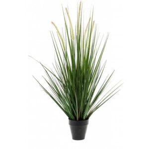 Emerald Artificial Grass Alopecurus in Pot 70 cm