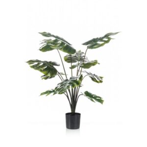 Emerald Artificial Monstera Plant 98 cm in Pot