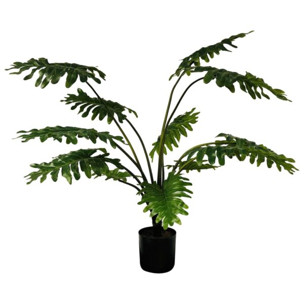 Emerald Artificial Plant Philodendron with Pot 80 cm