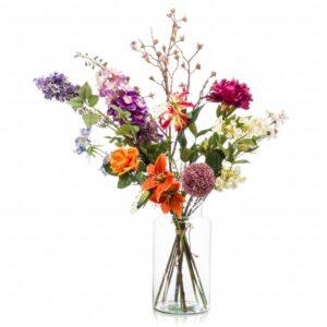 Emerald Artificial Bouquet Flower Bomb XL
