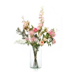Emerald Artificial Bouquet Pretty Pink XL