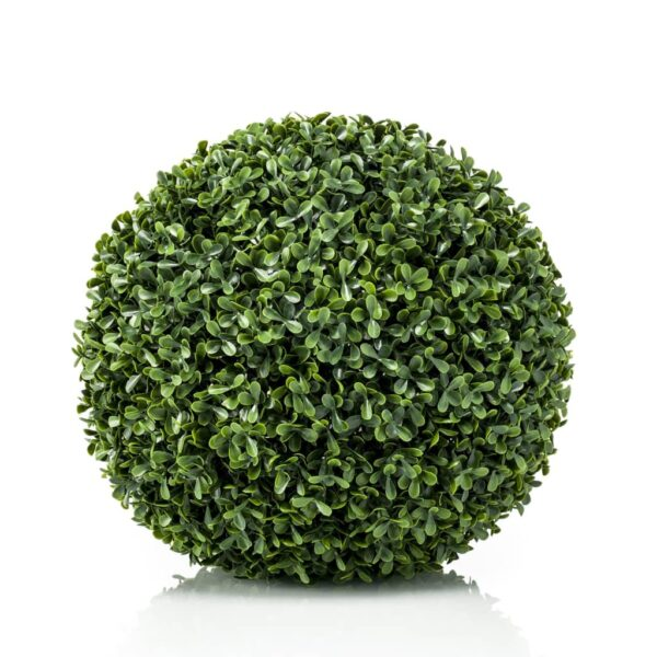 Emerald Artificial Boxwood Ball UV Green 48 cm