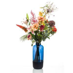 Emerald Artificial Bouquet Colourful Rebel XL