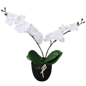 Artificial Fake Orchid Plant