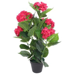 Fake Hydrangea Plant