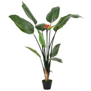 Fake Strelitzia Plant