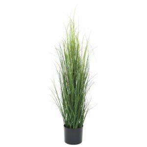 vidaXL Artificial Grass Plant Green 95 cm