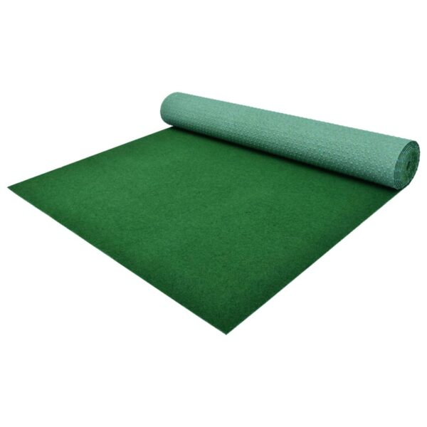 vidaXL Artificial Grass with Studs PP 2x1.33 m Green