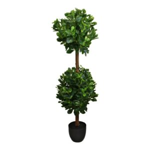 Artificial Tung Oil Ball Tree, 120cm