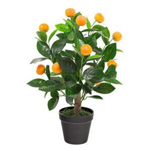 Fake Orange Tree
