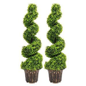 Fake Spiral Trees