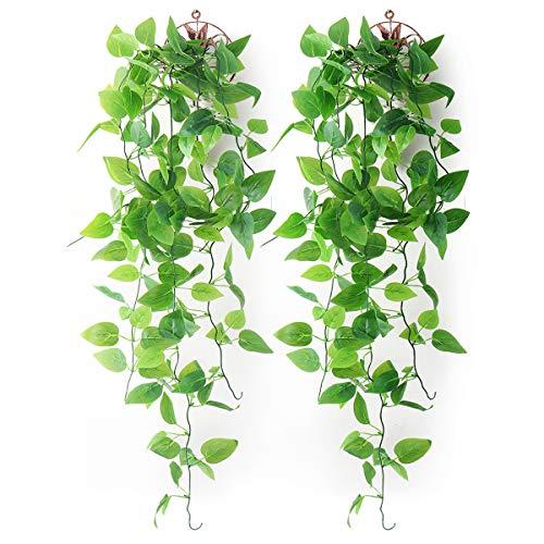 Fake Hanging Plants